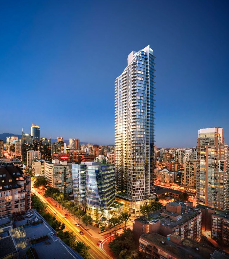 ONE BURRARD PLACE PURCHASE OPPORTUNITY SATURDAY OCTOBER 17