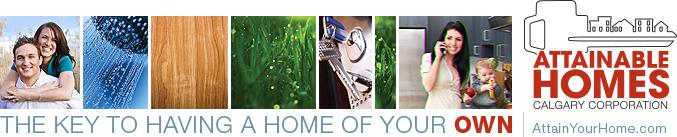 Attainable Homes Logo